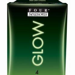 Four Seasons Glow Condoms 4 Pack
